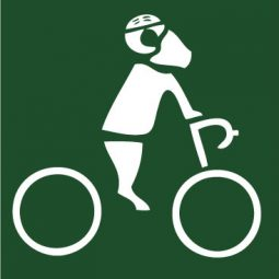 Logo for Campus Bicycle Advisory Committee